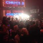 Chuckie perfoming at Marquee NYC Nightclub