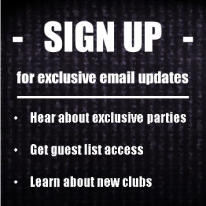 Social Yeti NYC Nightlife Email Signup